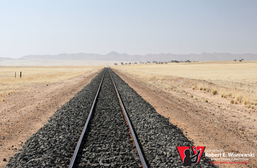 railroad workers compensation