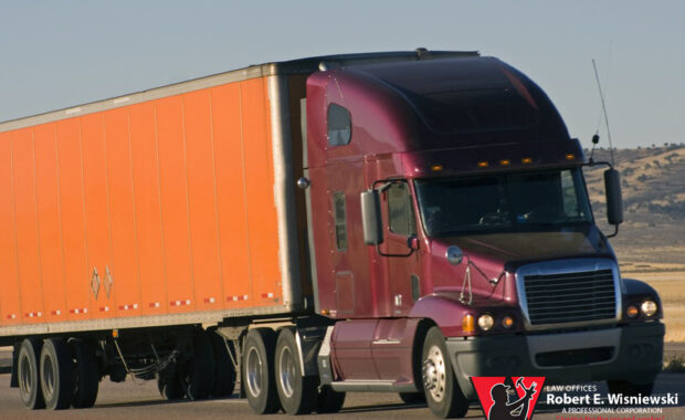 truck driver workers' comp