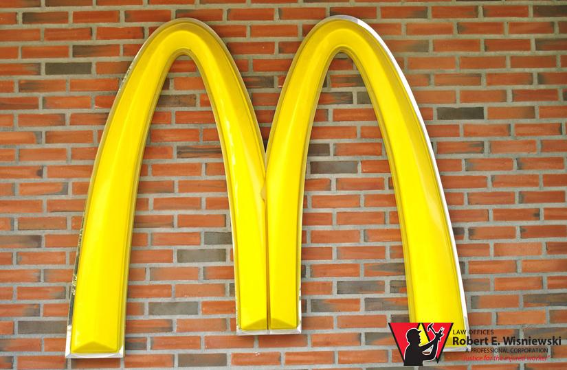 McDonald's workers' comp