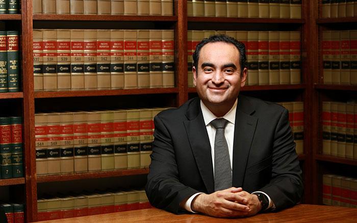 Javier C. Grajeda - abogado de compensación laboral de Arizona