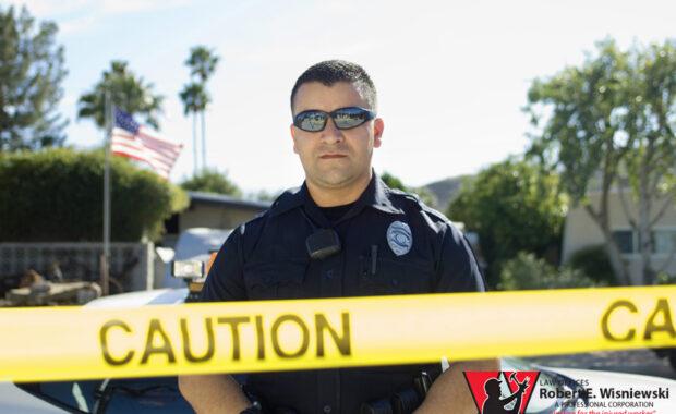 law enforcement PTSD