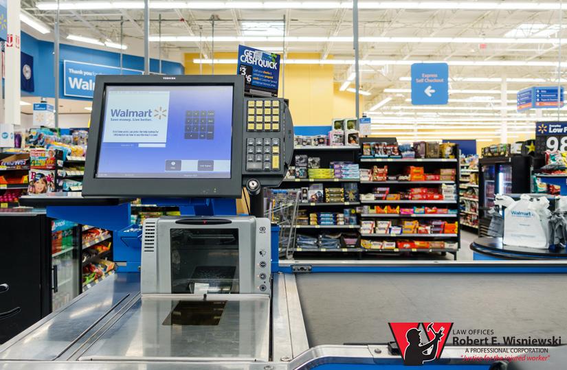Walmart workers' compensation