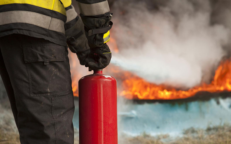 firefighters workers' comp coverage